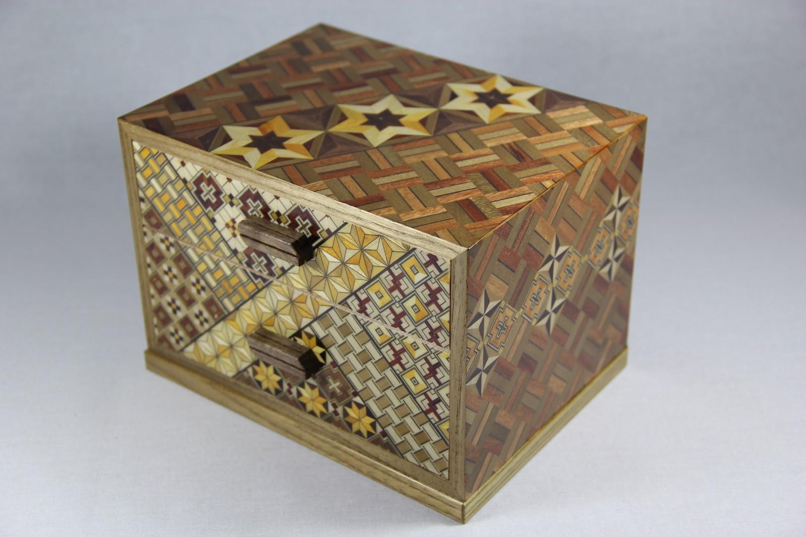 6 SUN 2 DRAWERS BOX KOYOSEGI