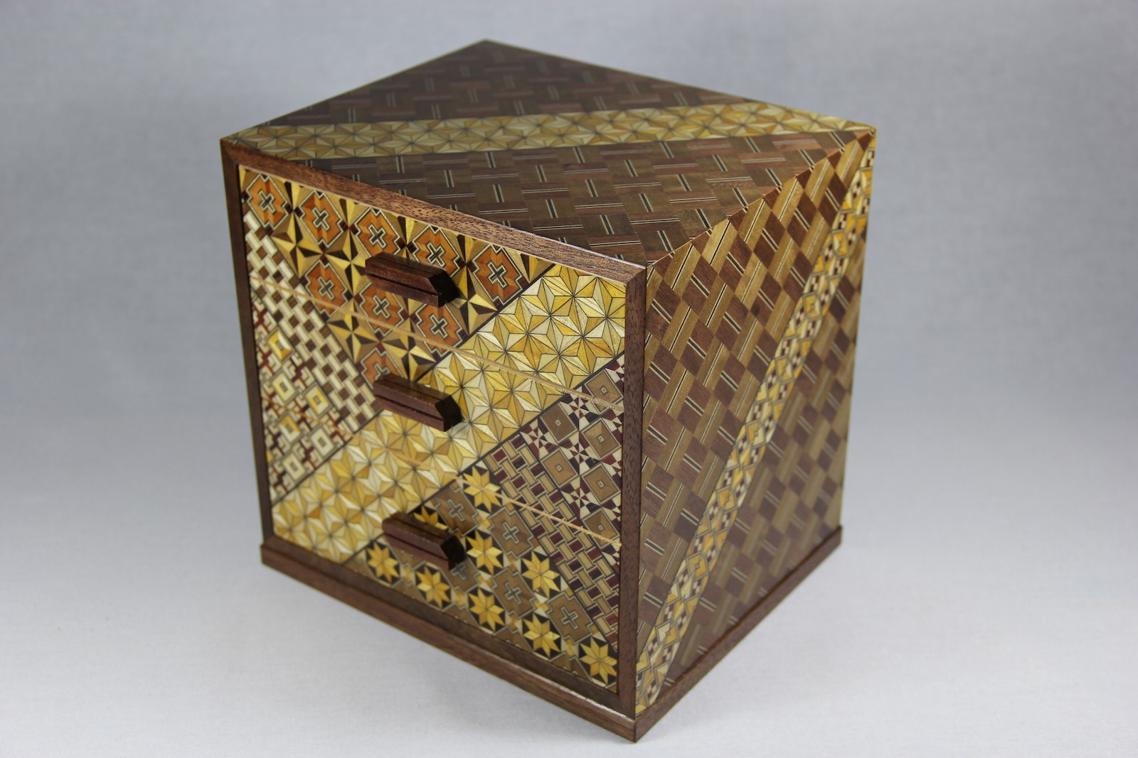 6 SUN 3 DRAWERS BOX KOYOSEGI