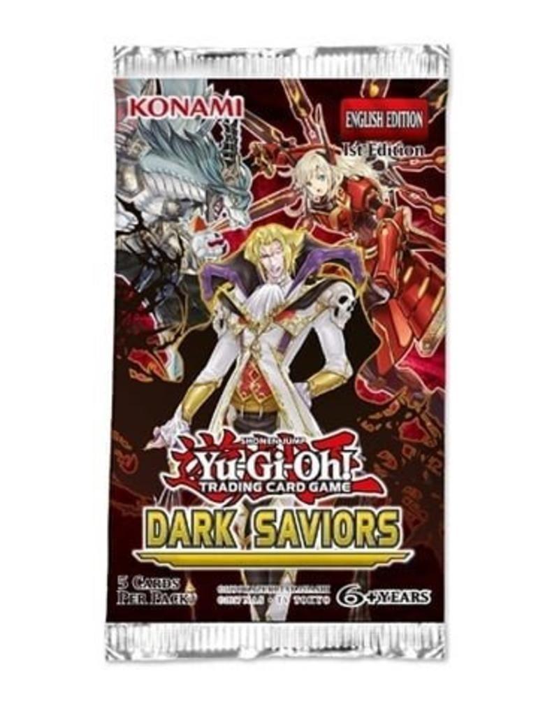Yu-Gi-Oh! TCG - Dark Saviors Booster Pack