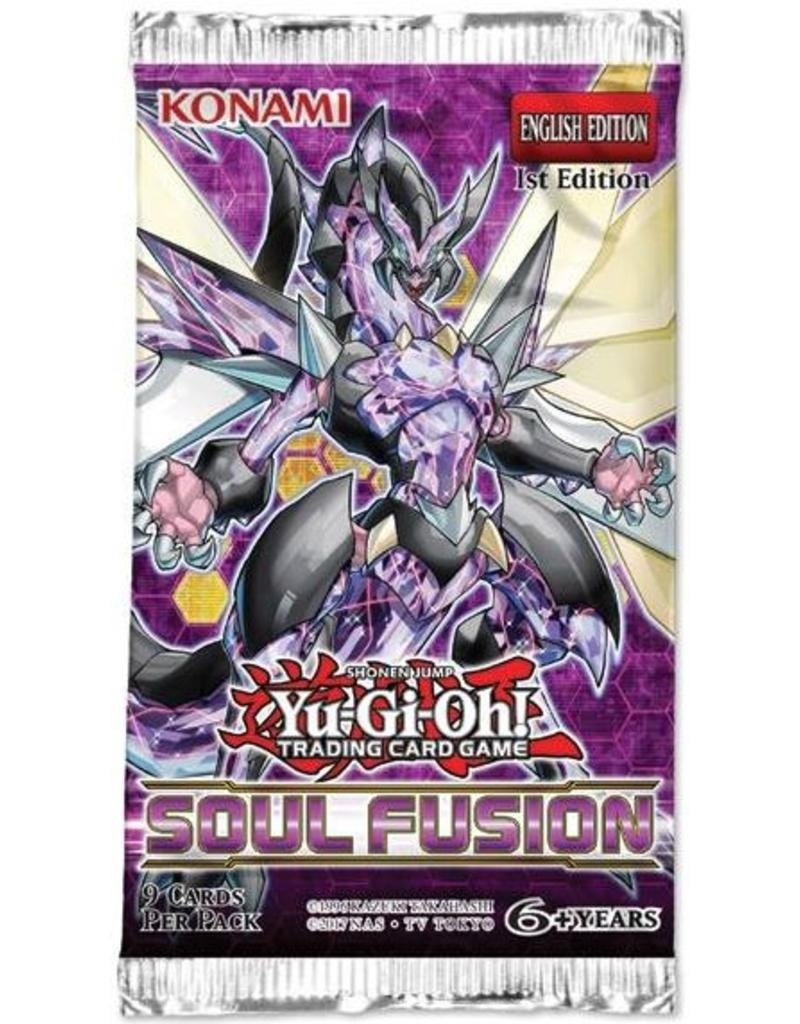 Yu-Gi-Oh! TCG - Soul Fusion 1st Edition Booster Pack