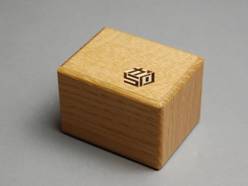 KARAKURI SMALL CUBE BOX #3