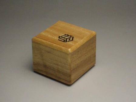 KARAKURI SMALL CUBE BOX #5
