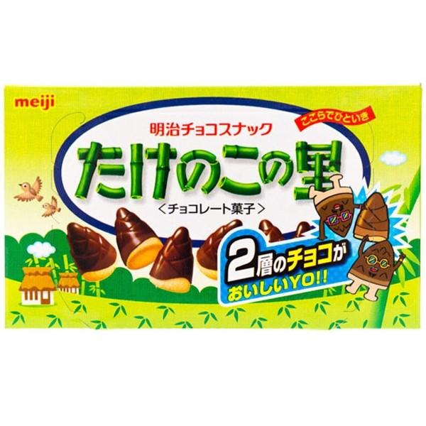 Takenoko No Sato Chocolate Biscuits