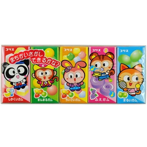 Gum Gum5 Assorted Chewing Gum