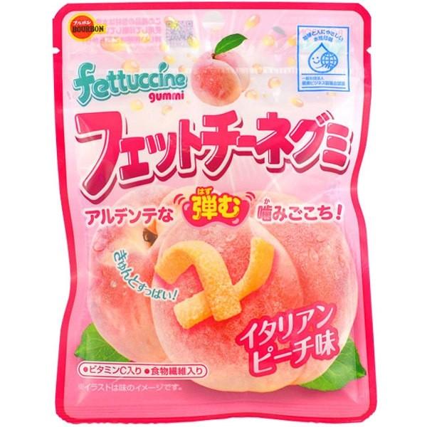 Fettuccine Gummy, Italian Peach