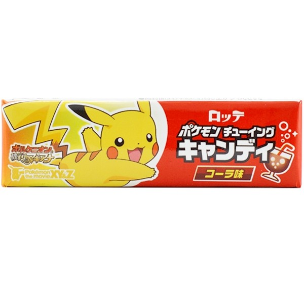 Pokemon Chewing Candy, Cola