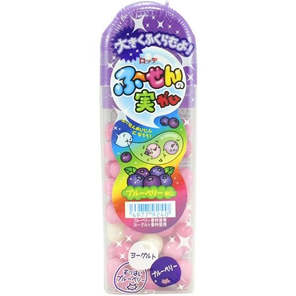 Fusen No Mi Blueberry Chewing Gum