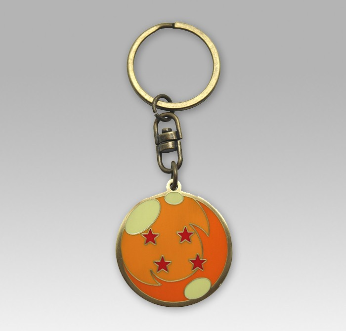 Dragon Ball Z - Keychain - 4 Stars Dragon Ball