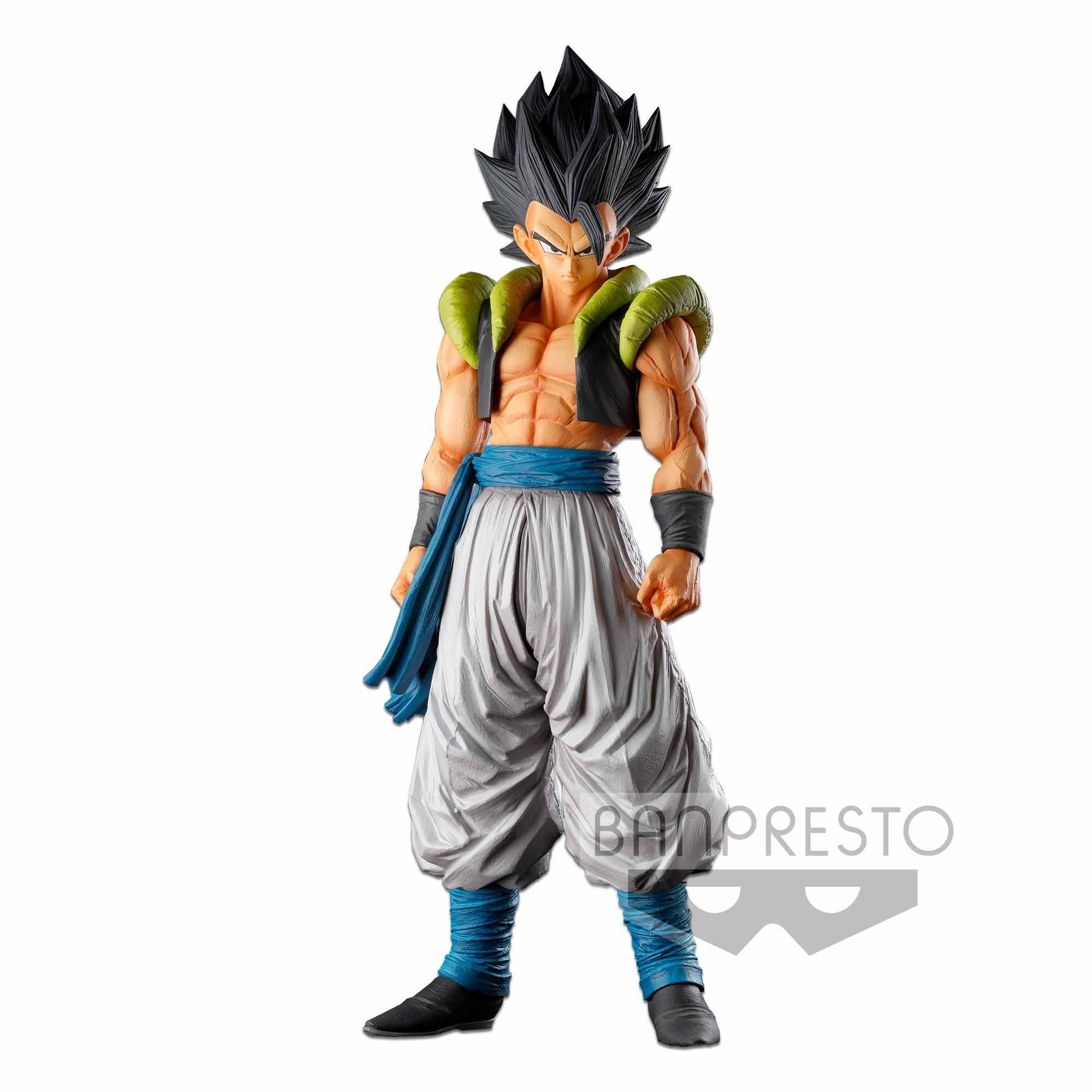 Dragon Ball Super Figure Super Master Stars Piece The Gogeta