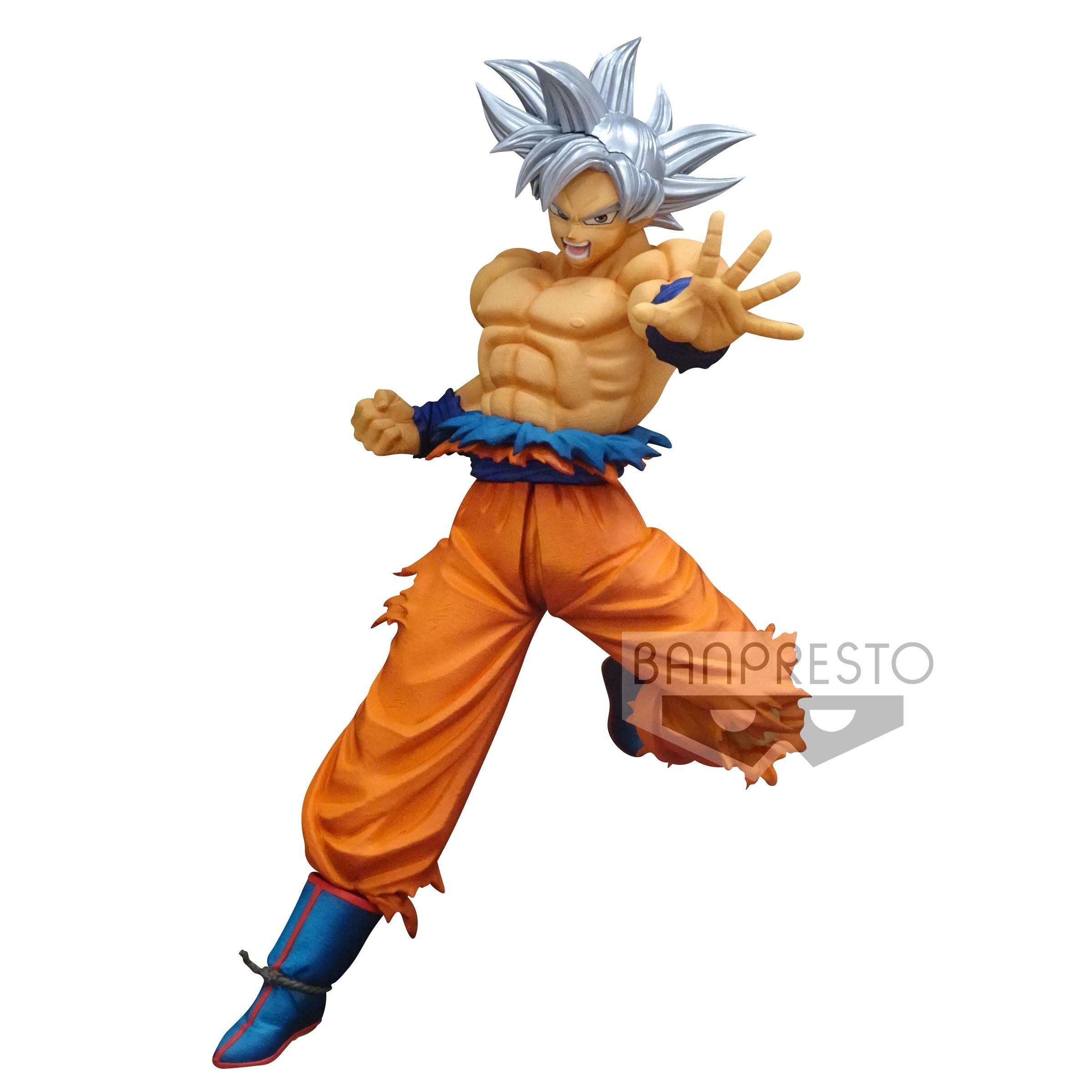 Dragon Ball Super Figure Chosenshiretsuden II Vol. 1 Ultra Instinct Son Goku
