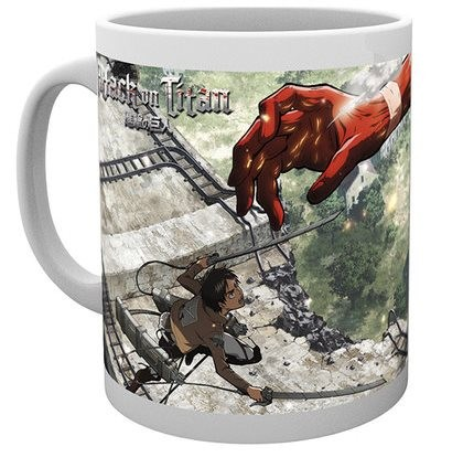 Attack on Titan - Mug 300 ml / 10 oz - Titan