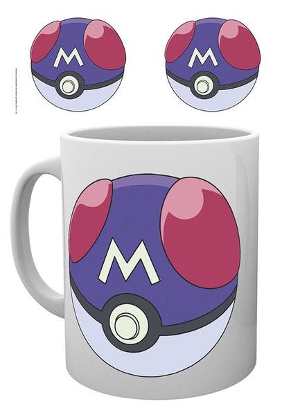 Pokemon - Mug 300 ml / 10 oz - Masterball
