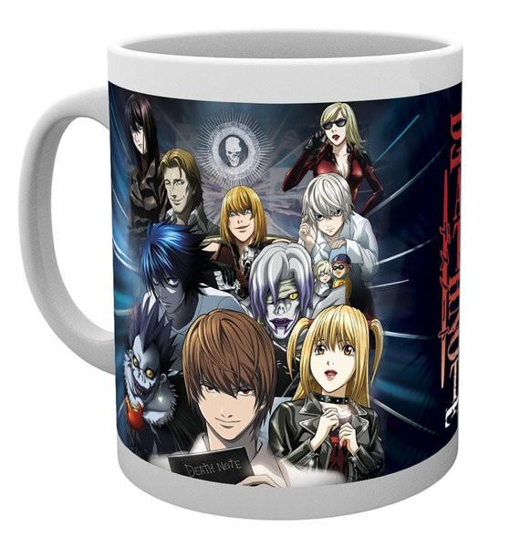 Death Note - Mug 300 ml / 10 oz - Collage