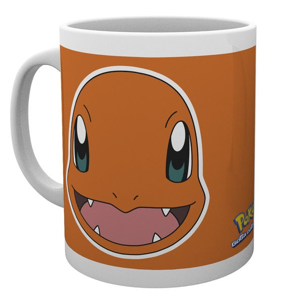 Pokemon - Mug 300 ml / 10 oz - Charmander Face