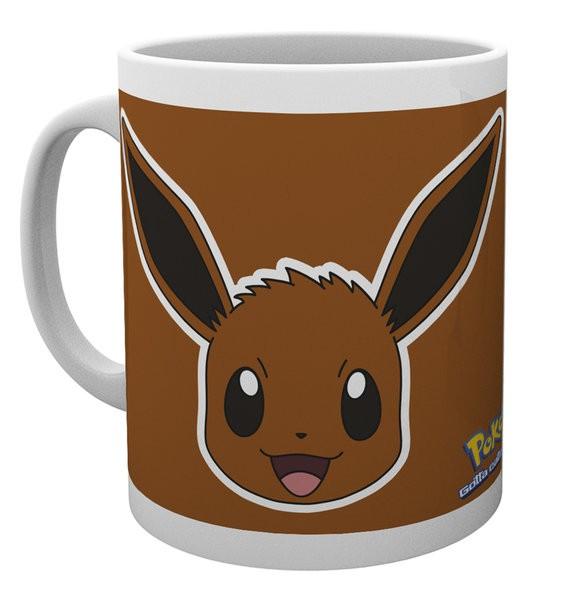 Pokemon - Mug 300 ml / 10 oz - Eevee Face