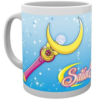 Sailor Moon - Mug 300 ml / 10 oz - Moon Stick