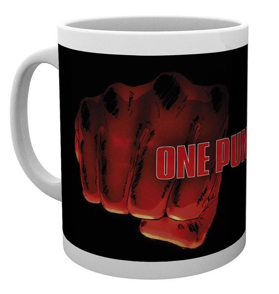 One-Punch Man - Mug 300 ml / 10 oz - Fist