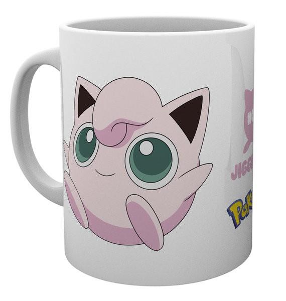 Pokemon - Mug 300 ml / 10 oz - Jigglypuff