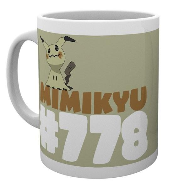 Pokemon - Mug 300 ml / 10 oz - Mimikyu