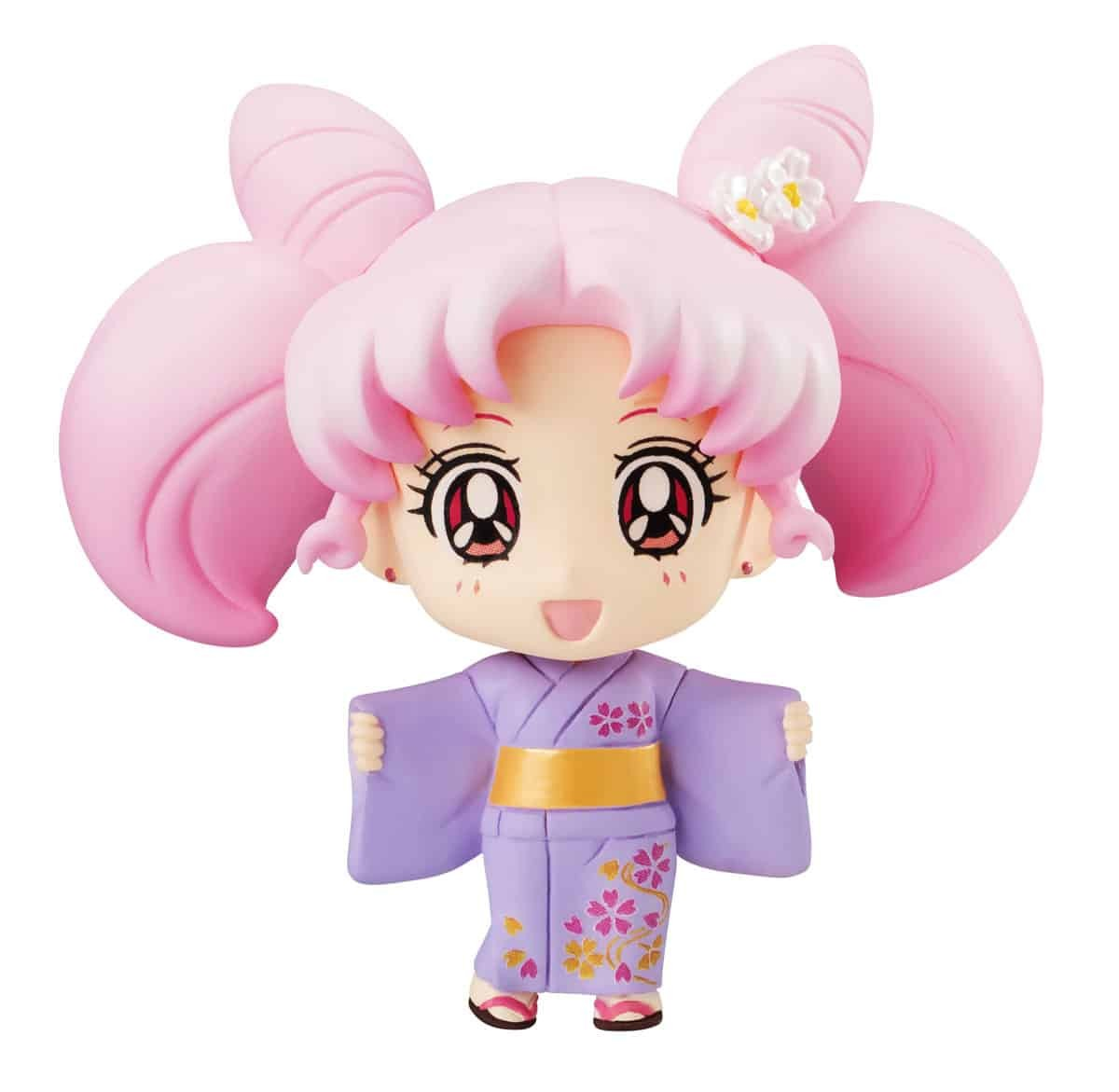 Sailor Moon PETIT CHARA CHIBI - USAGI YUKA - 5 cm