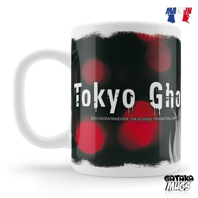 Tokyo Ghoul - Mug - 325 ml / 11oz - Tokyo Guru