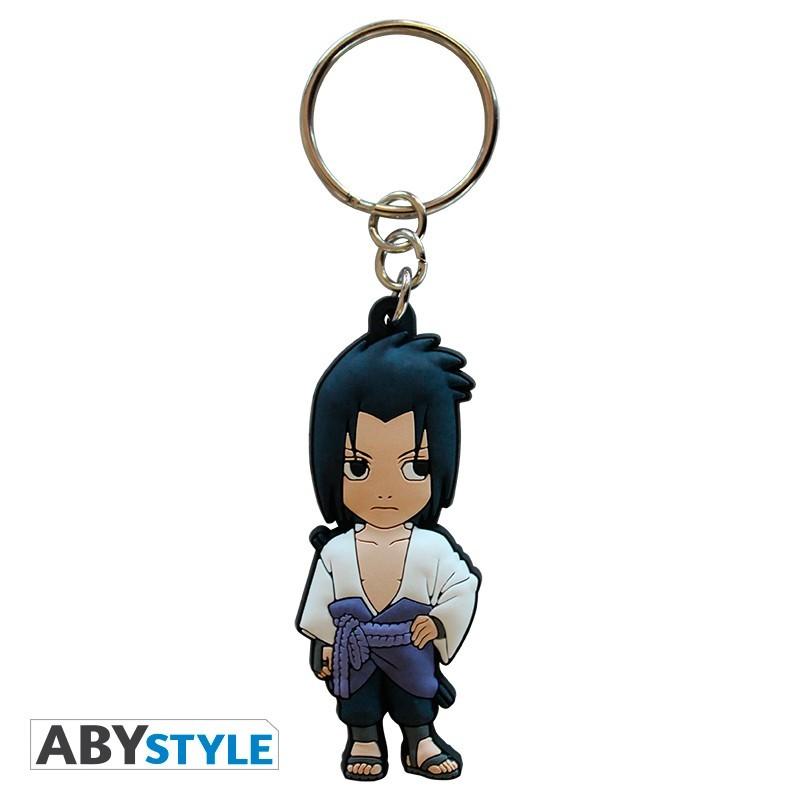 "NARUTO SHIPPUDEN - Keychain PVC ""Sasuke"""
