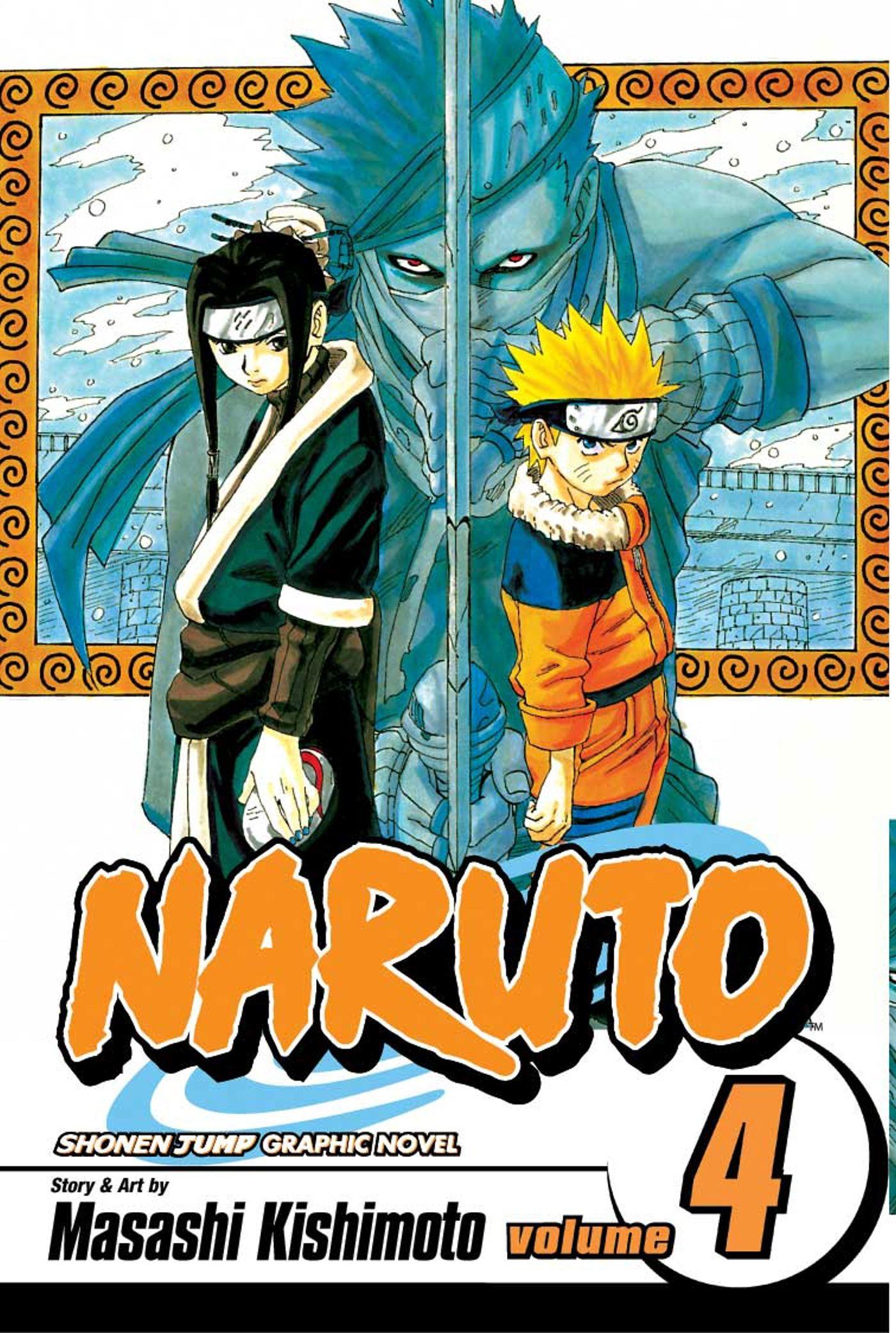 Naruto, Vol. 04