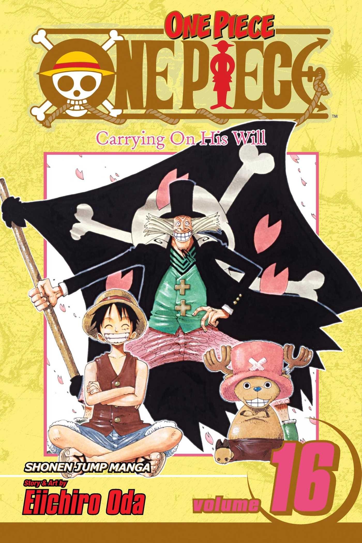 One Piece, Vol. 16