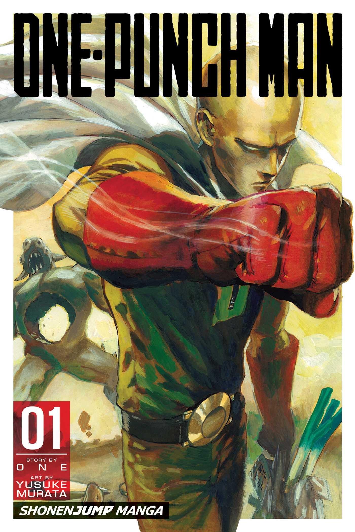 One Punch Man, Vol. 01