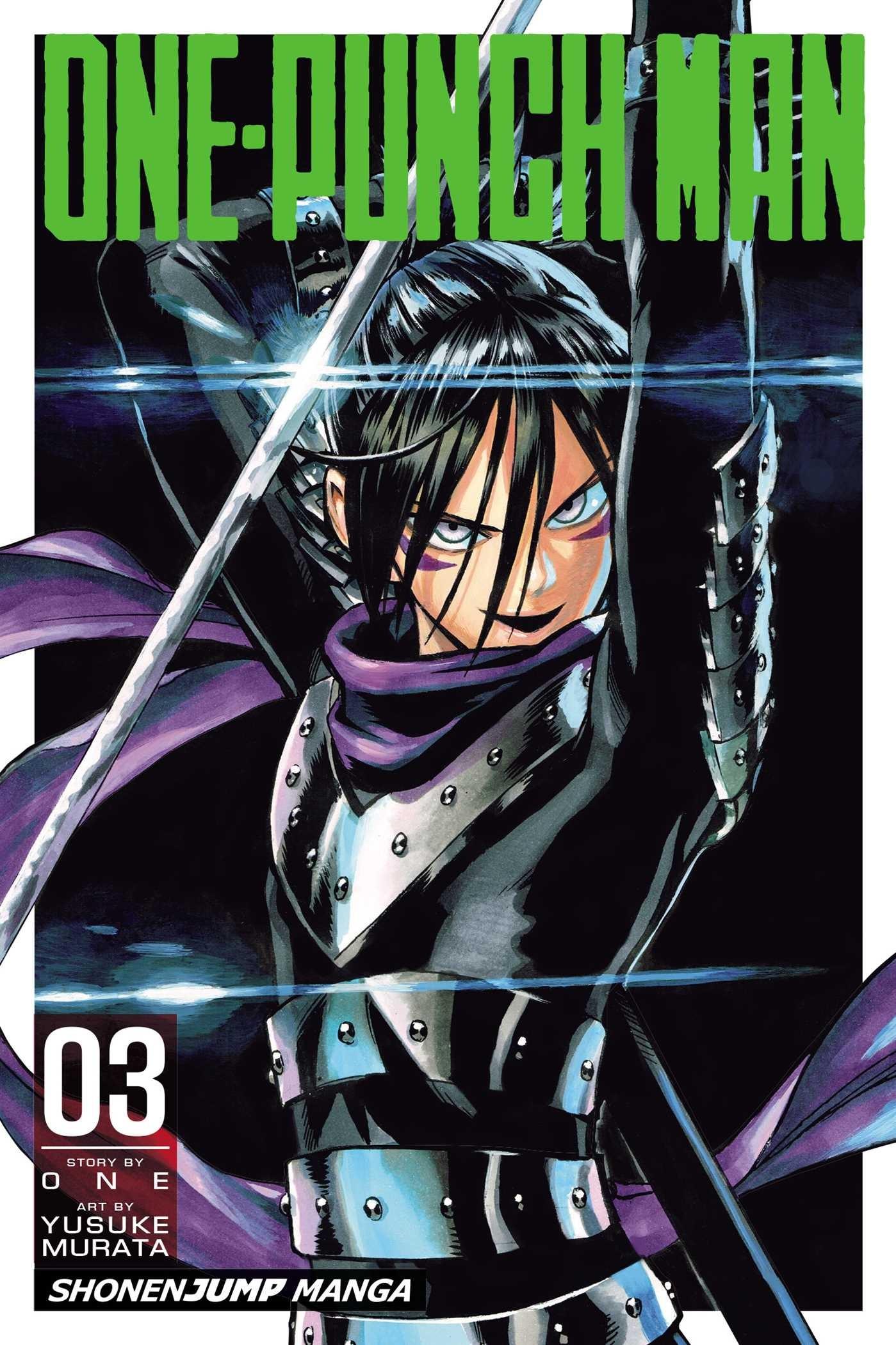One Punch Man, Vol. 03