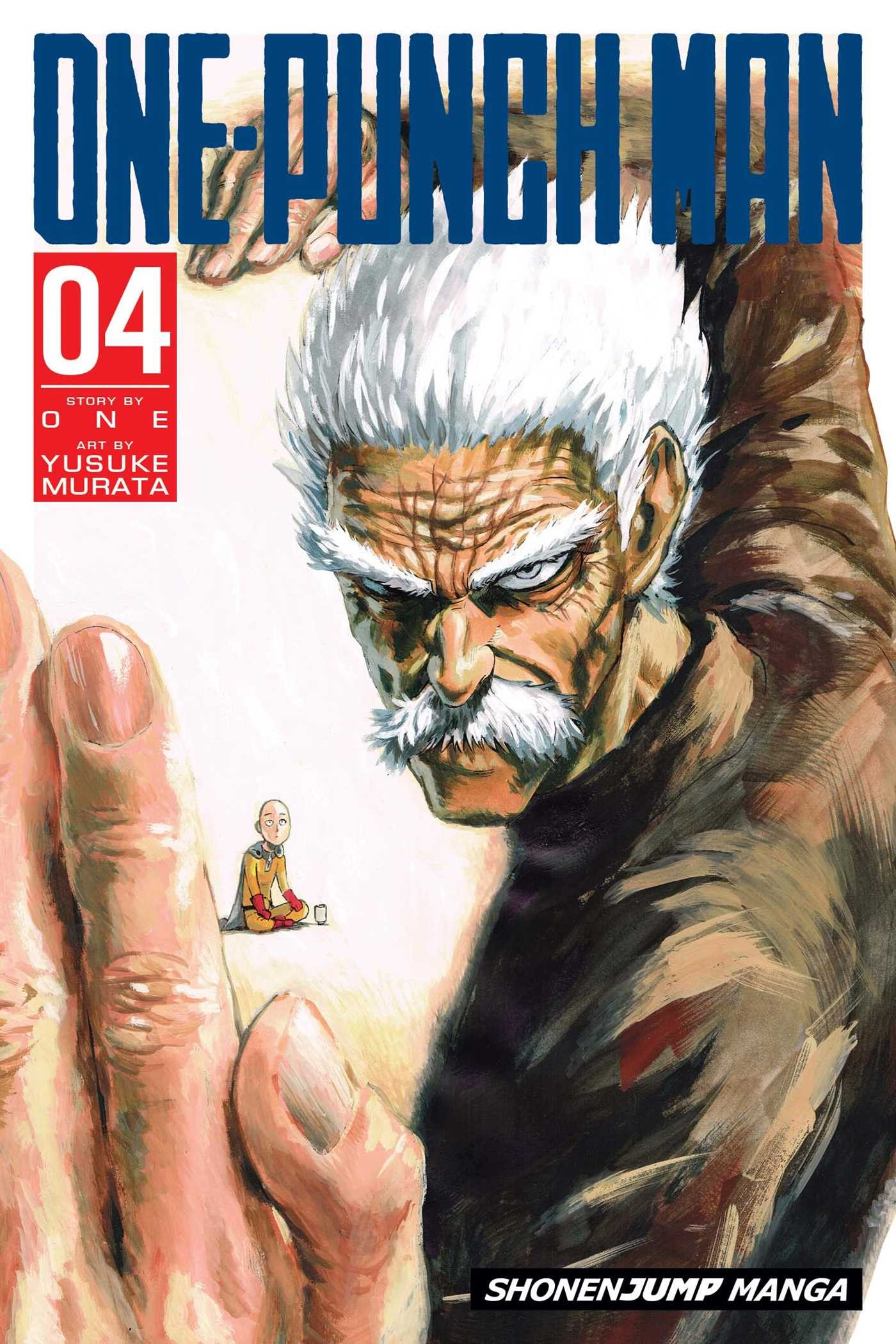 One Punch Man, Vol. 04