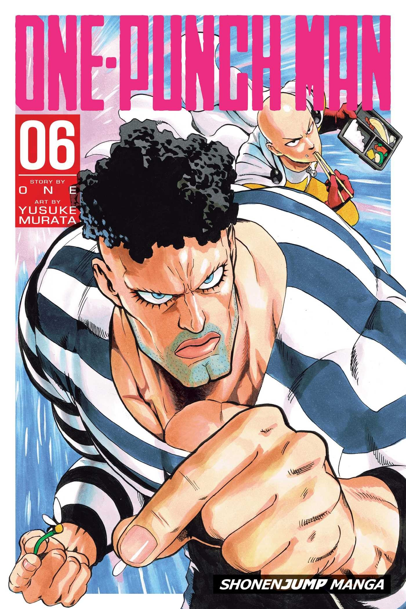 One Punch Man, Vol. 06