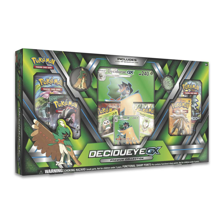 Pokémon TCG: Decidueye-GX Premium Collection