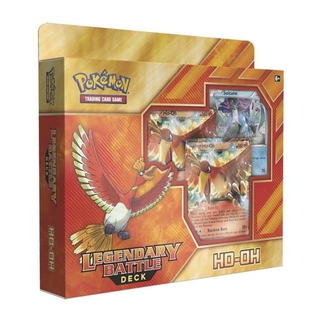 Pokémon TCG: Legendary Battle Deck—Ho-Oh