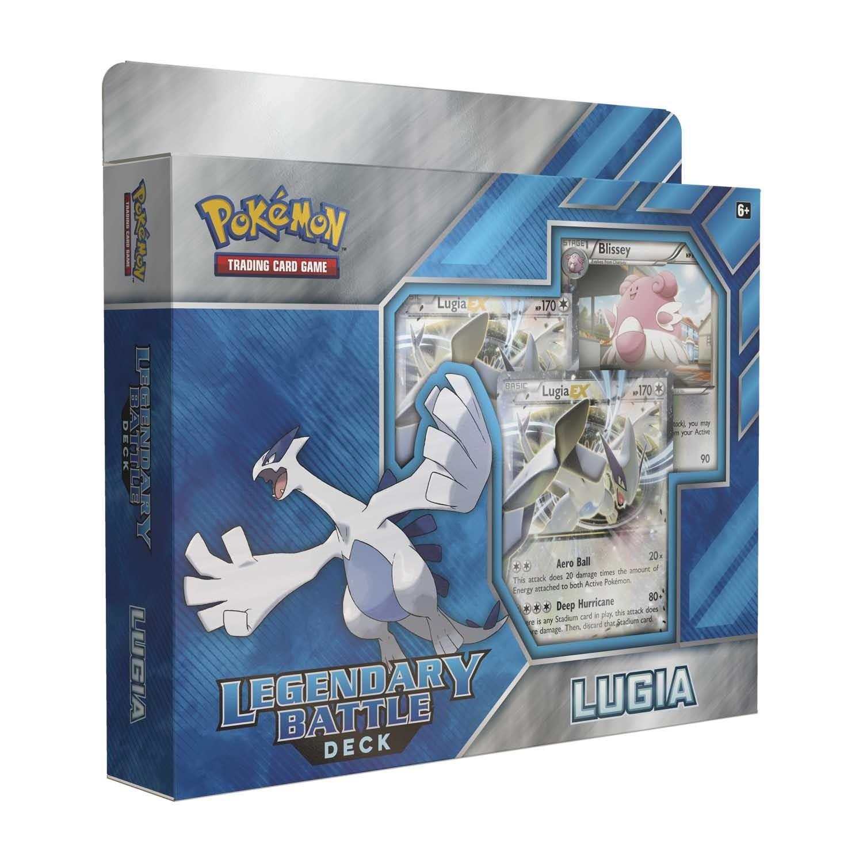 Pokémon TCG: Legendary Battle Deck—Lugia