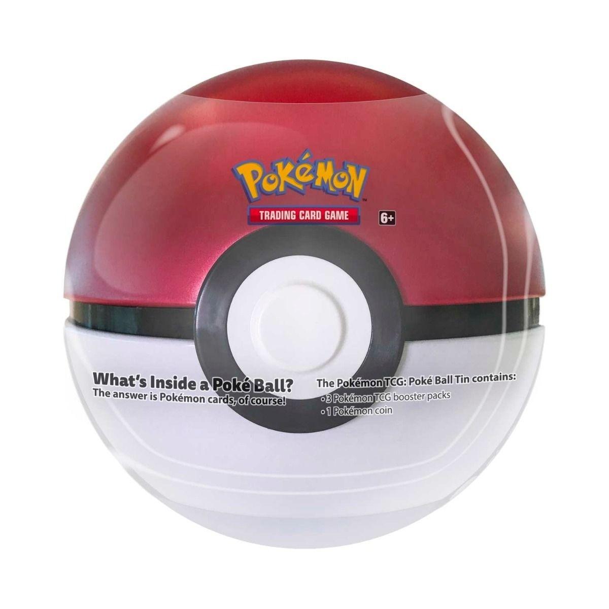 Pokemon TCG: Poke Ball Tin Series 3