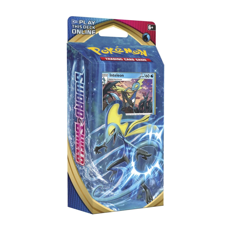 Pokemon TCG: Sword & Shield Theme Deck Inteleon