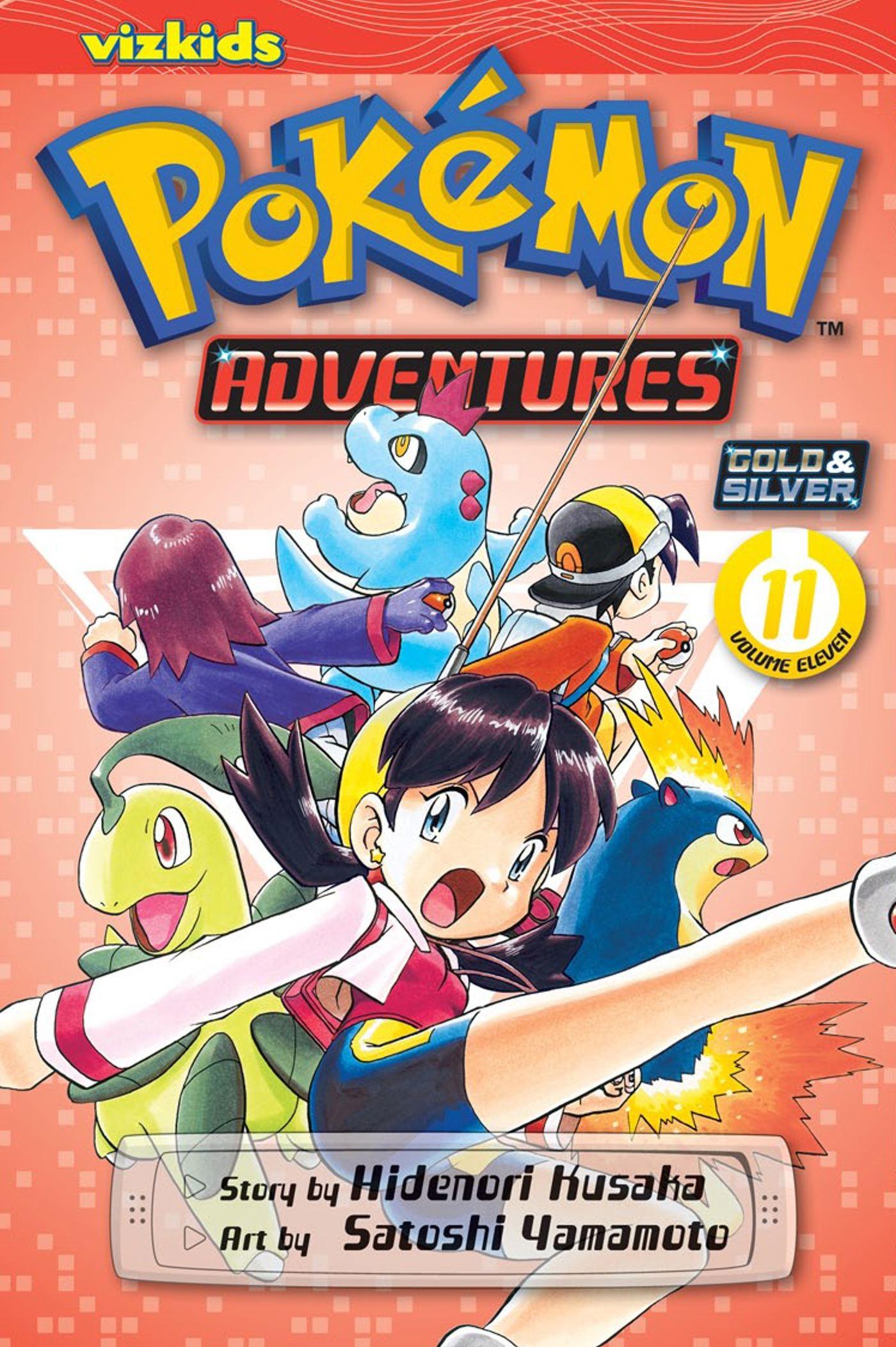 Pokémon Adventures, Vol. 11 by Hidenori Kusaka