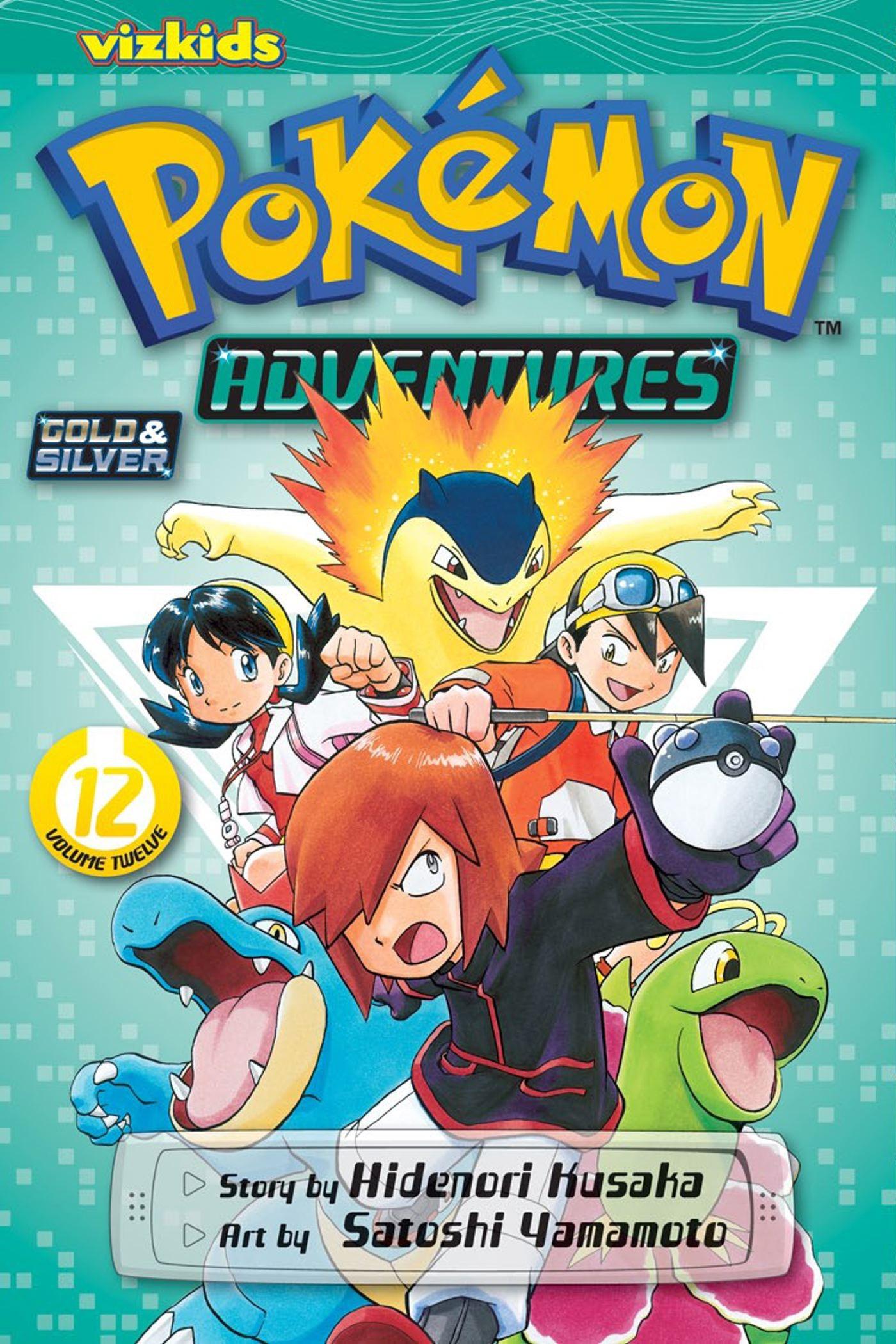 Pokémon Adventures, Vol. 12 by Hidenori Kusaka