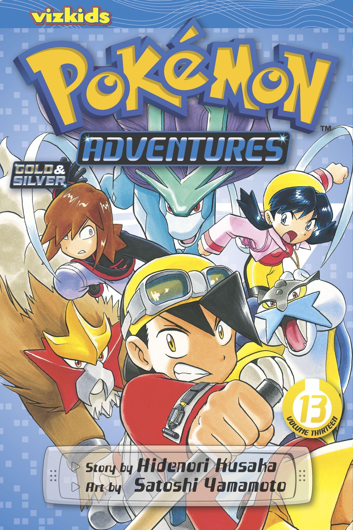 Pokémon Adventures, Vol. 13 by Hidenori Kusaka