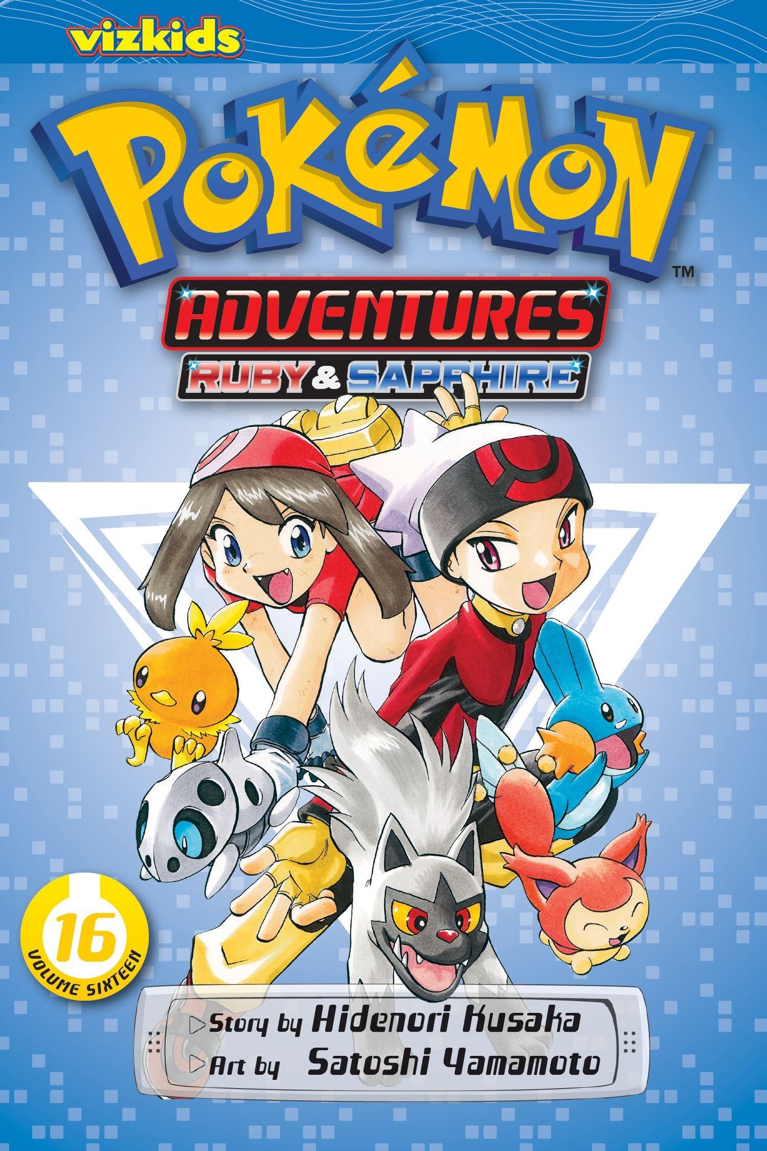 Pokémon Adventures, Vol. 16 by Hidenori Kusaka