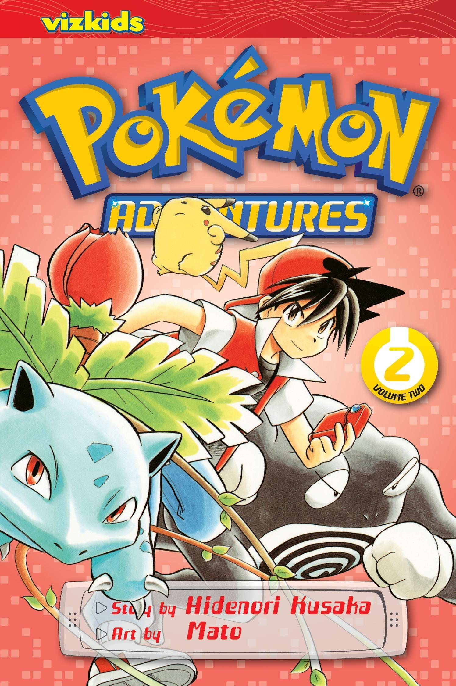 Pokémon Adventures, Vol. 2 (2nd Edition) by Hidenori Kusaka