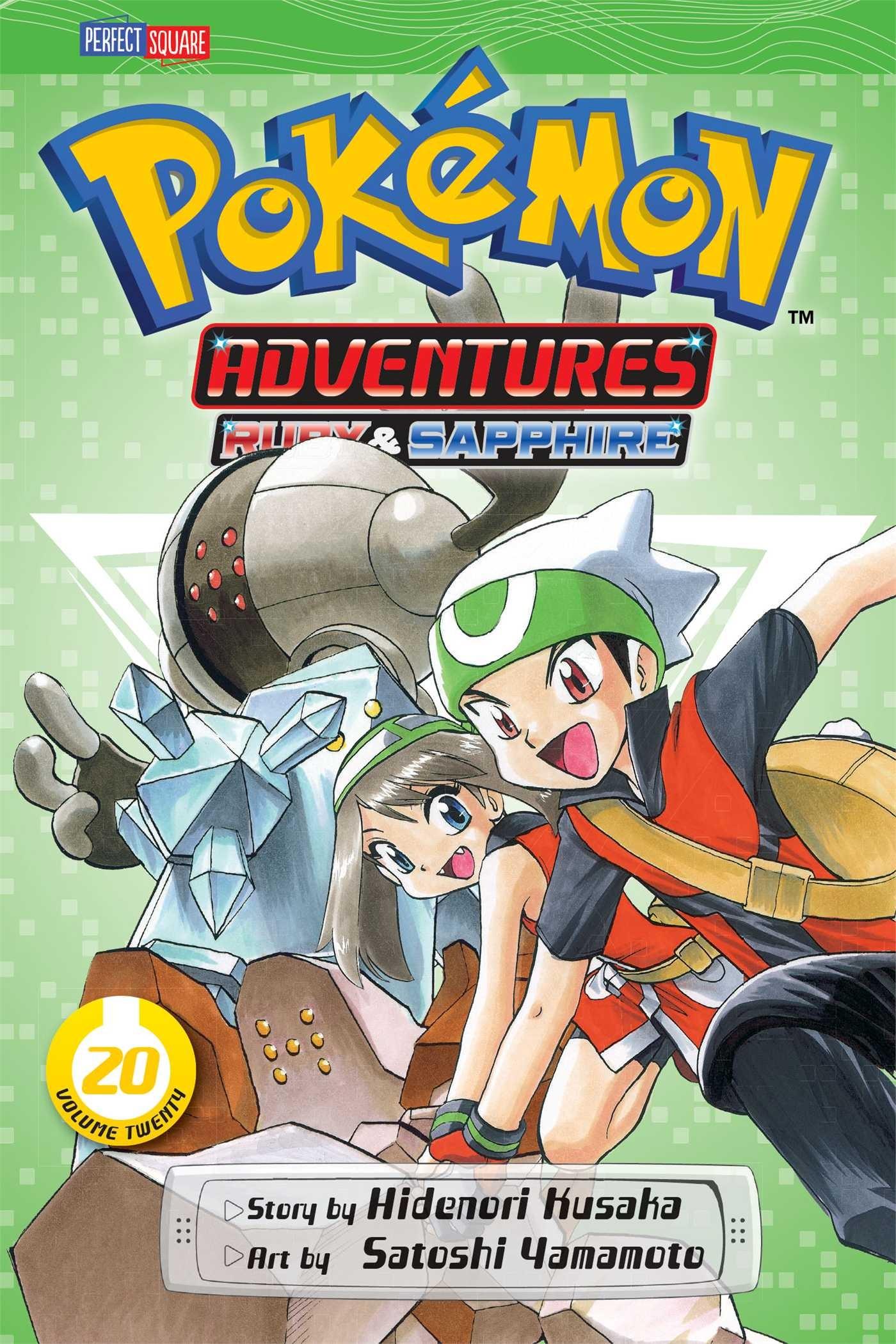 Pokémon Adventures, Vol. 20 by Hidenori Kusaka