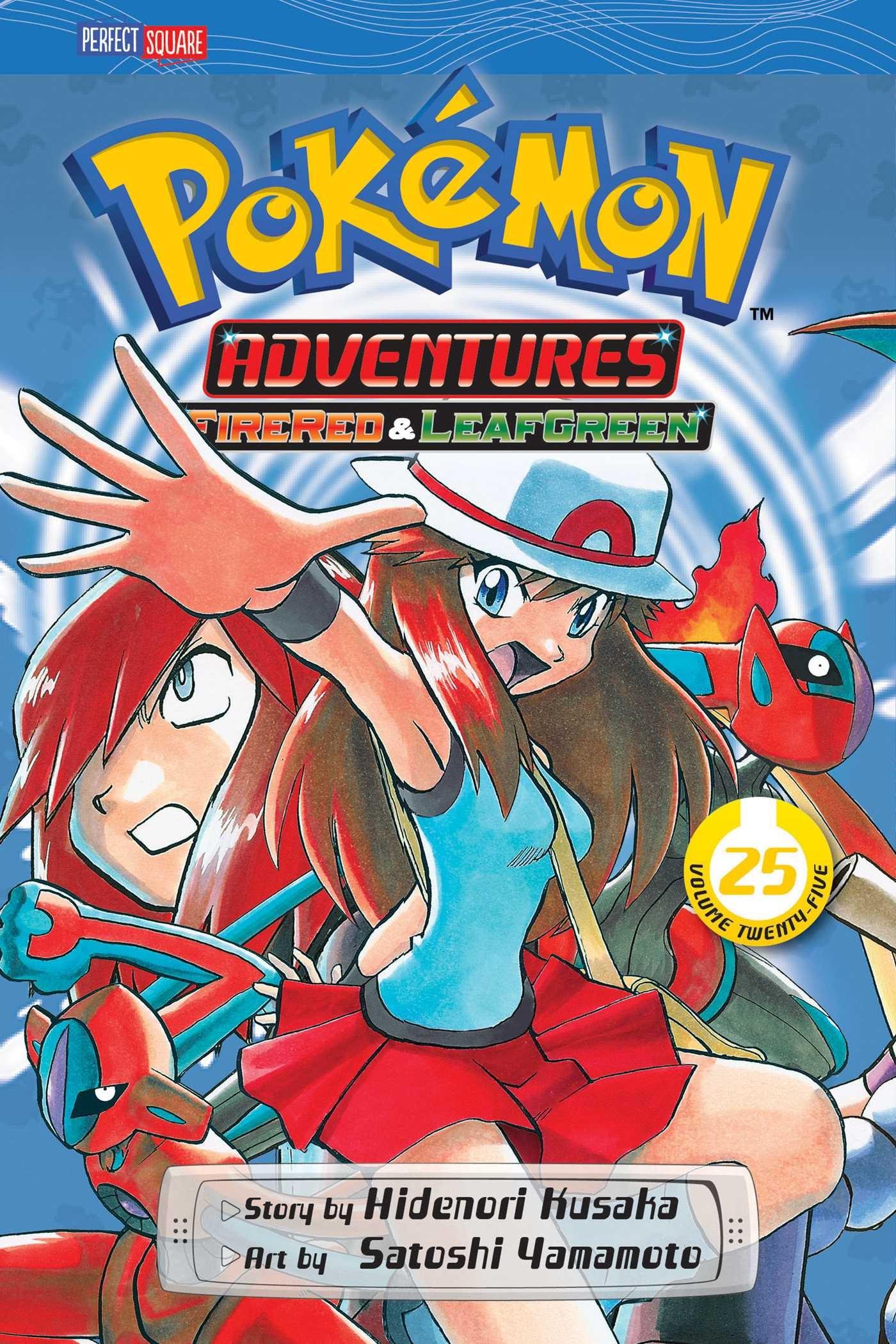 Pokémon Adventures, Vol. 25 by Hidenori Kusaka