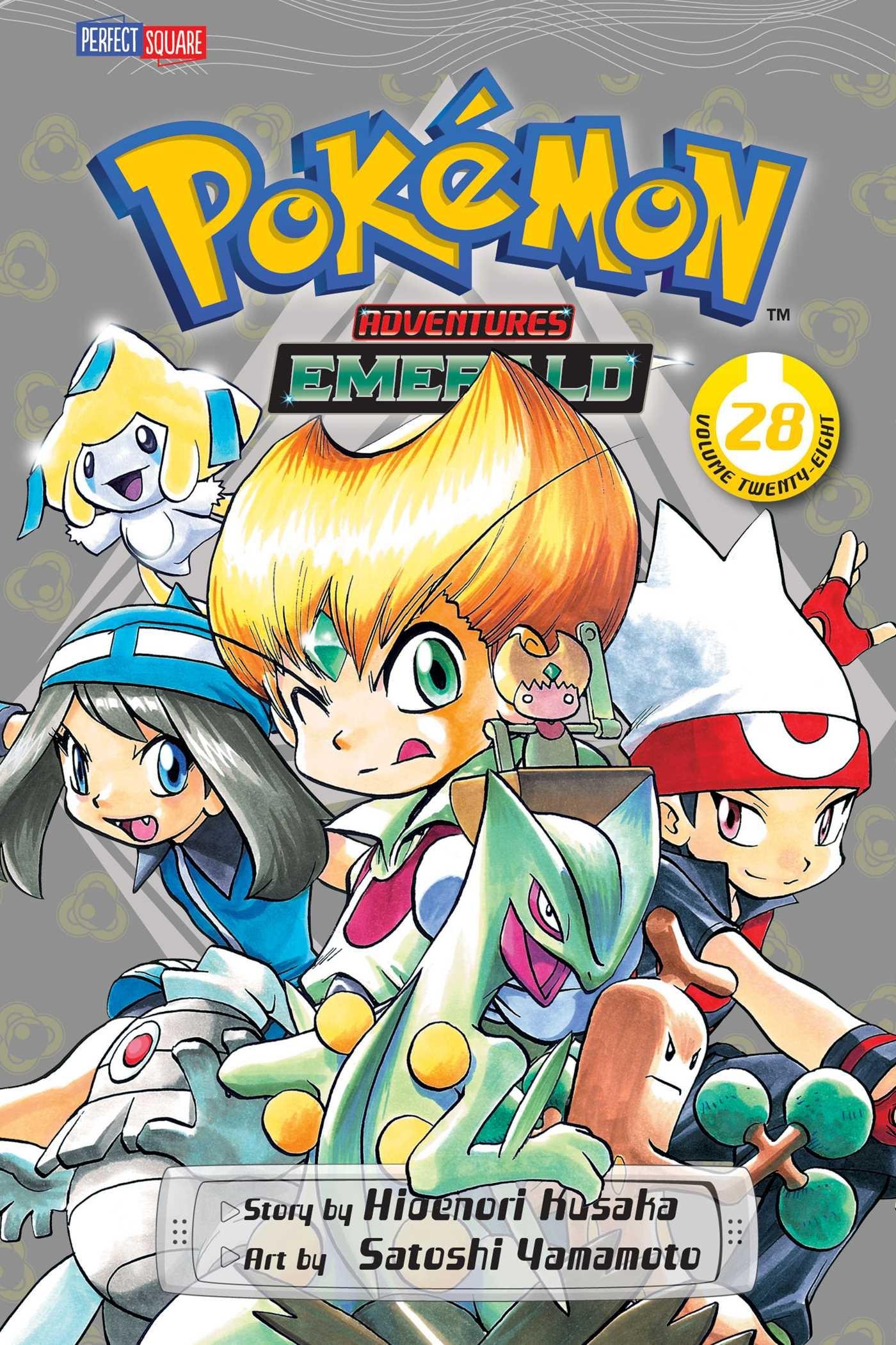 Pokémon Adventures, Vol. 28 by Hidenori Kusaka