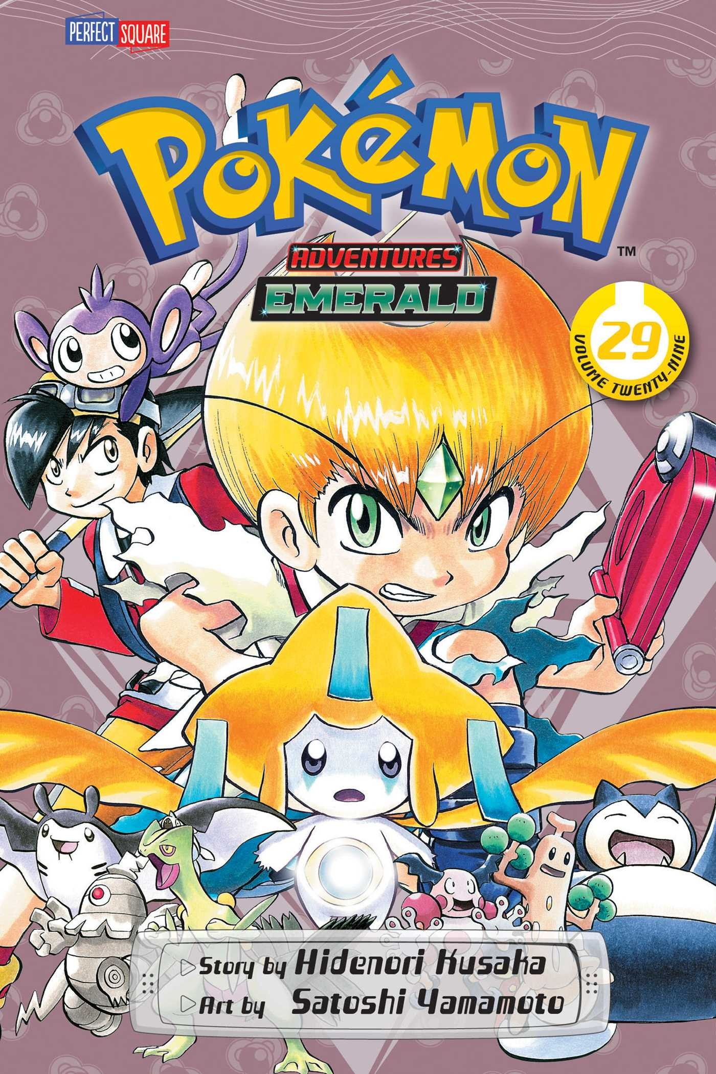 Pokémon Adventures, Vol. 29 by Hidenori Kusaka
