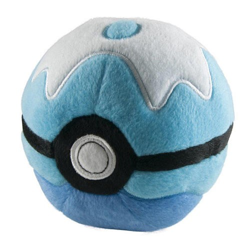 PokeBall Plush Dive Ball
