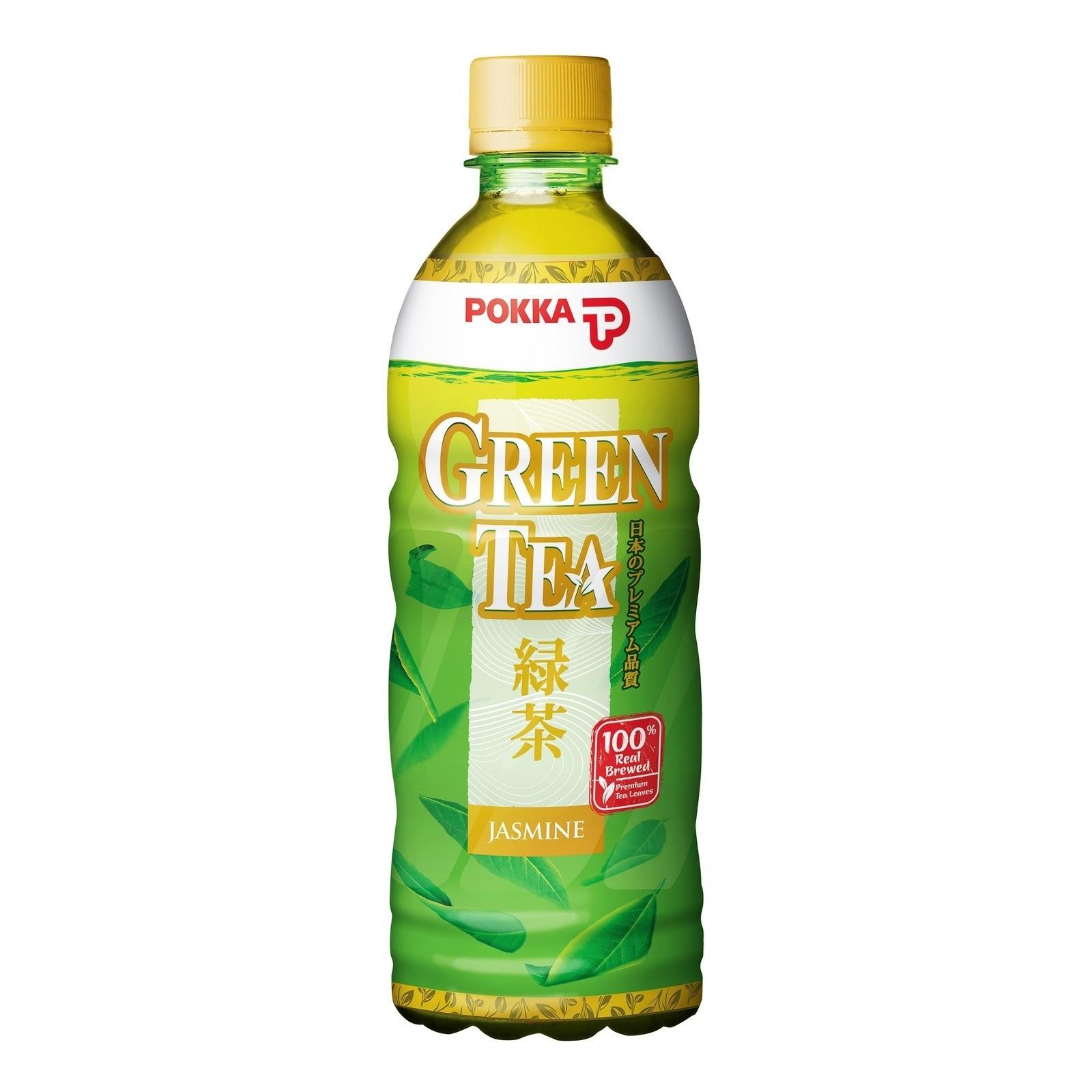 Pokka - Jasmine Green Tea Bottle