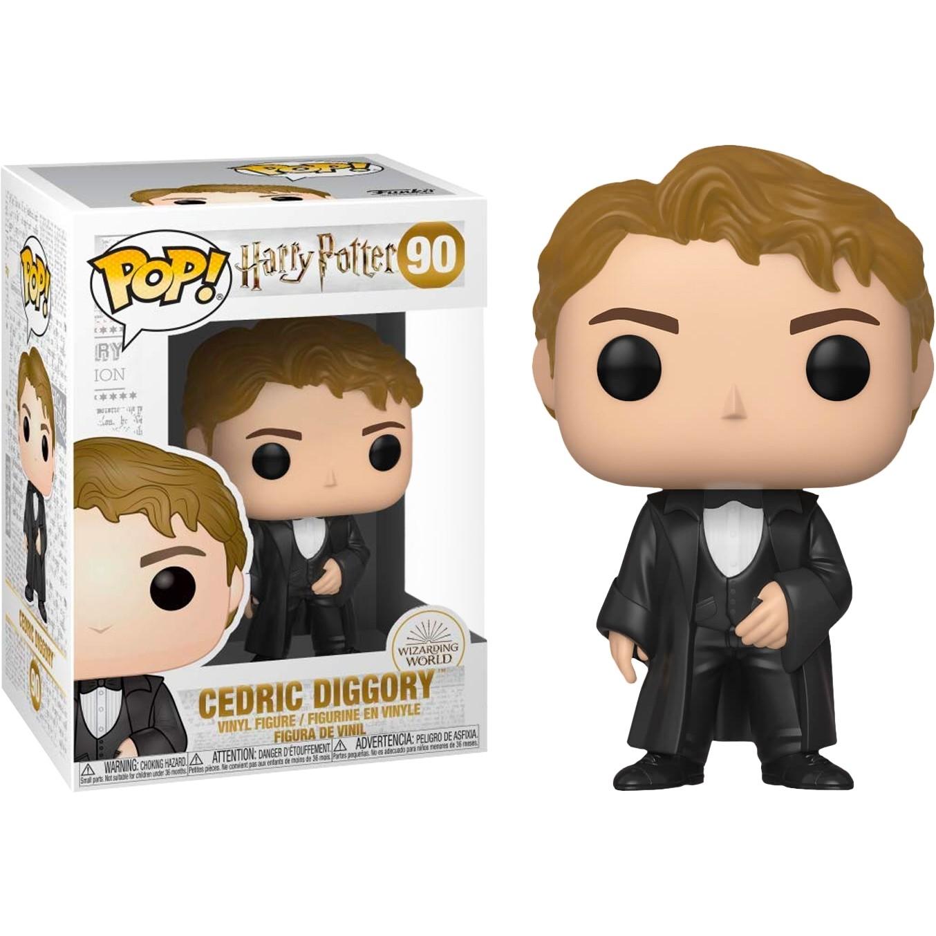 POP! Vinyl: Harry Potter: Cedric Diggory (Yule)