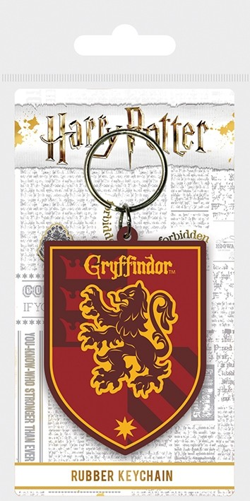 Harry Potter Keychain Gryffindor